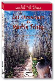 Les chroniques du Martin Triste - Couverture - Format classique