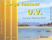 U.V. - Couverture - Format classique