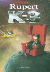 Rupert K 3 - Couverture - Format classique