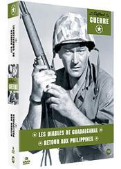 Coffret Guerre : Les Diables De Guadalcanal + Retour Aux Philippines - Couverture - Format classique