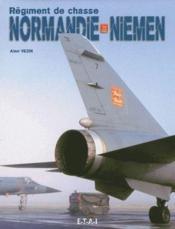 Régiment de chasse Normandie-Niemen - Couverture - Format classique