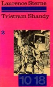 Tristram Shandy, tome 2 - Couverture - Format classique