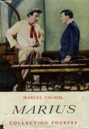 Marius. - Couverture - Format classique