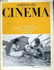 Cahiers Du Cinema N° 216 - S. M. Eisenstein - Cinema - Ideologie - Critique - Alfred Hitchcock - Luc Moullet - Couverture - Format classique