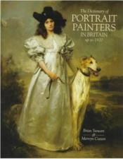 Dictionary Portrait Paintings Britain /Anglais - Couverture - Format classique