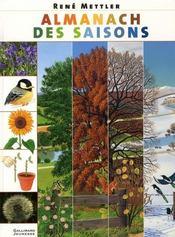 L'almanach des saisons - Intérieur - Format classique