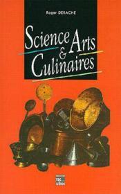 Science et arts culinaires - Couverture - Format classique