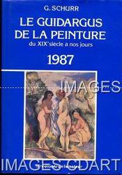 Guide argus peinture 87 - Couverture - Format classique