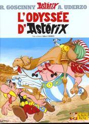Astérix T.26 ; L'Odyssée D'Astérix - Intérieur - Format classique
