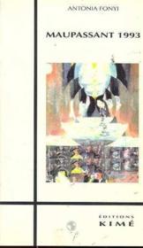 Maupassant 1993 - Couverture - Format classique