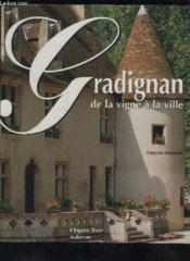 Gradignan, de la vigne à la ville - Couverture - Format classique