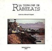 La touraine de rabelais - Couverture - Format classique