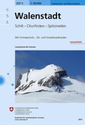 Walenstadt ski - Couverture - Format classique