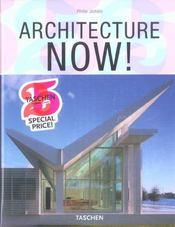 Architecture now - Intérieur - Format classique
