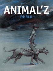 Coup de sang T.1 ; Animal'z - Couverture - Format classique
