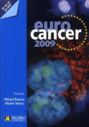Eurocancer 2009 ; 23-24-25 juin 2009 - Couverture - Format classique