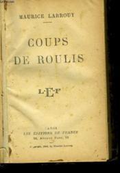 Coups De Roulis - Couverture - Format classique