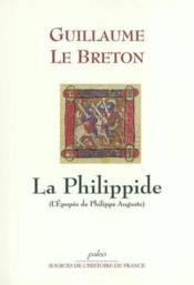Le vie de Philippe Auguste - Couverture - Format classique