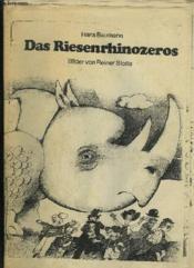 Das Riesenrhinozeros (Photocopie). - Couverture - Format classique