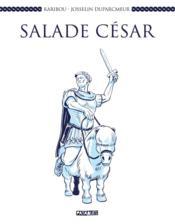 Salade César - Couverture - Format classique