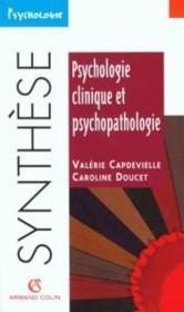 Psychologie clinique et pathologique - Couverture - Format classique