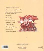 Contes De Grimm - 4ème de couverture - Format classique