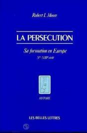 Persecution (la) - Couverture - Format classique