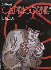 Capricorne t.6 ; attaque - Intérieur - Format classique