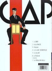 Capricorne T.6 ; attaque - 4ème de couverture - Format classique