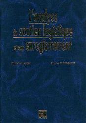 L'analyse du soutien logistique et son enregistrement - Couverture - Format classique