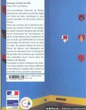 Dezeuze a sully - 4ème de couverture - Format classique