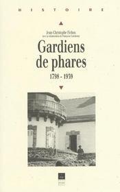 Gardiens de phares 1798-1939 - Intérieur - Format classique