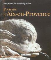 Portraits d'aix-en-provence - Intérieur - Format classique