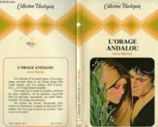 L'Orage Andalou - The Japanese Screen - Couverture - Format classique
