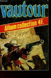 Album Collection - Vautour N°50 Et 51 - En 1 Seul Volume - Couverture - Format classique