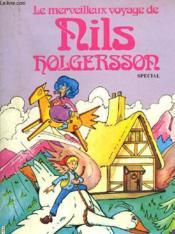 Le Merveilleux Voyage De Nils Holgersson - Couverture - Format classique