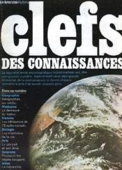 Clefs Des Connaissances - N°3 - Couverture - Format classique