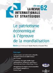 Le patriotisme économique à l'épreuve de la mondialisation (édition 2006) - Couverture - Format classique