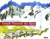 Carnets d'un peintre dans la grande traversee des alpes - Intérieur - Format classique