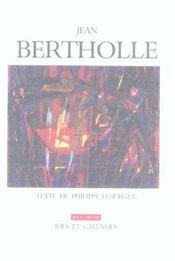 Jean Bertholle - Intérieur - Format classique