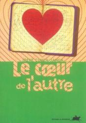 Le coeur de l'autre - Couverture - Format classique