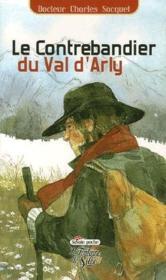 Le contrebandier du Val d'Arly - Couverture - Format classique