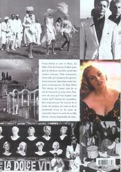 Le Style Dolce Vita - 4ème de couverture - Format classique