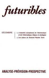 Futuribles N.160 Decembre 1991 - Couverture - Format classique
