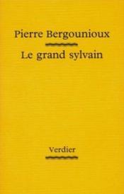 Le grand Sylvain - Couverture - Format classique