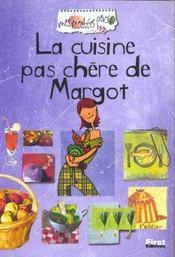 Recette Perso : La Cuisine Pas Cher De Margot - Intérieur - Format classique