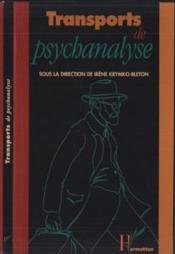 Transports de psychanalyse - Couverture - Format classique