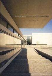 Espaces des oeuvres un musee noir et blanc. jacques ripault - Couverture - Format classique