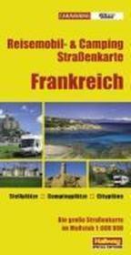 Carte france + guide camping - Couverture - Format classique