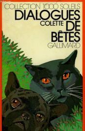 Dialogues De Betes. Collection : 1 000 Soleils. - Couverture - Format classique